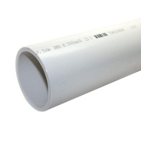 90mm PVC Pipe per metre - supplied in 3 meter lengths