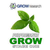 P Grow 2 x 5L Grow Research Performance Nutrients 2x5L = 10L set