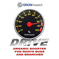 Drive 1L Grow Research DRIVE for roots branches buds flowers