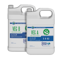 UC Veg A + B 1gal (3.76) Cultured Solutions 2 part