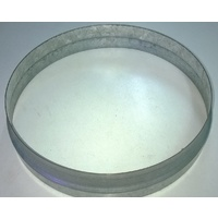 200mm - 150mm Collar/Adaptor Carbon filter