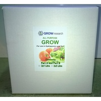 Grow 2 x 5L Grow Research All Purpose Grow AB 10L Set