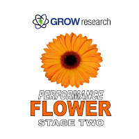 P Flower 2 x 20L Grow Research Performance Nutrients FLOWER 2x20L =40L set