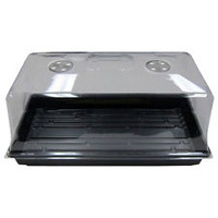 2 Vent Propagator Package 530mm x 270mm tray and lid