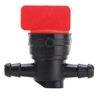 6mm Tap each - 6mm quick action valve