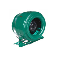 300mm Allvent Green 2 pole Centrifugal inline fan ALVUF312H