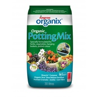 Amgrow Organix Potting mix Tomato Herb and Veggie potting mix 30L ct12+