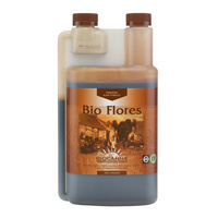 Bio Flores 250ml Canna - 100% certified Organic Nutrients for Soil and Hydroponics