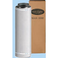 CF MAX 2000 250mm Can Filter Carbon Filter