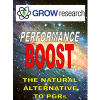 BOOST 20L Boost Grow Research Performance Boost 20Ltr - Flowering