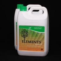 Elements 2 x 5L Grow Nutrients Nutrifield