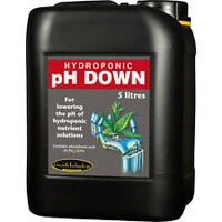 ph down 5L  pH adjustment concentrate