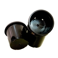 300mm Pot black standard C20