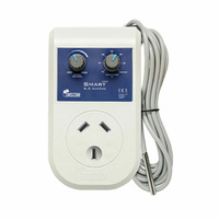 SMS COM smart controller temperature and speed controller for fans