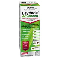 Yates 50ml Baythroid Advanced Insect Killer - great for Whitefly