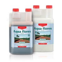 Canna 2 x 1L Aqua Flores Nutrient 1L part A + 1L part B = 2L set