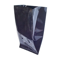 Black Planter Bags 300x350mm high up to 25ltr each - p100