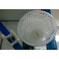 Clip on Fan 150mm for circulation in Grow tents c12 - does not turn