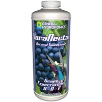 Flora Nova Nectar - Blueberry Dream - 1 quart 946ml - flushing agent