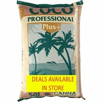 Canna Coco 50L media Bag - Professional PLUS