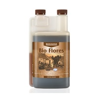 Bio Flores 1Ltr Canna - 100% certified Organic Nutrients for Soil and Hydroponics