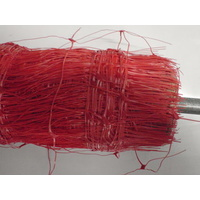 Red Mesh Roll 1000mtr Support Netting -1.2m wide - 155m squares