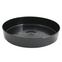 Saucer to suit 140mm pot - Black