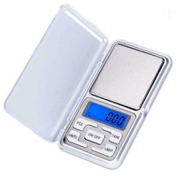 digital scales to 500g x 0.01g accuracy - pocket size
