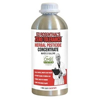 Zero Tolerance Pest spray 945ml concentrate makes 20L - prevents insects mites and fungal infections Ed Rosenthal -c12
