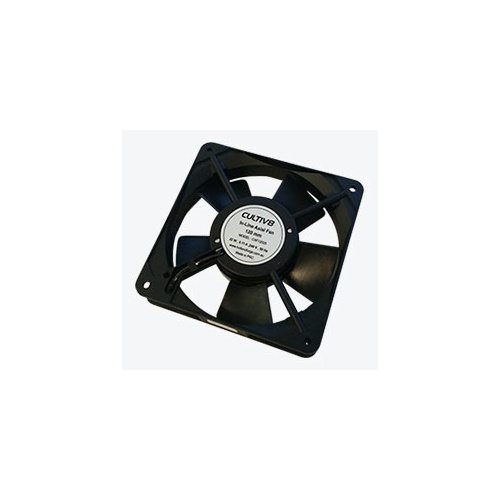 Cultiv8 150mm computer Fan - fan with 240v lead (use with 200mm duct)
