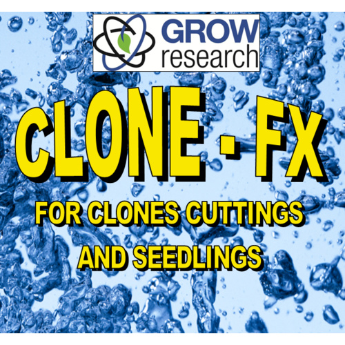 Clone-Fx 1l FX clone and seedling nutrient 1ltr Grow research