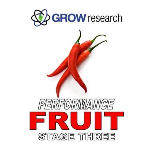 P Fruit 2 x 20L Grow Research Performance Nutrients FRUIT 2x20L =40L set