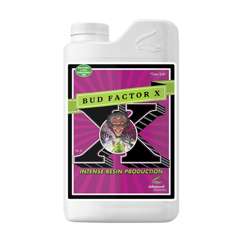 Bud Factor X 4Ltr Advanced Nutrients