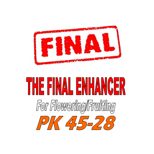 Final Enhancer PK 45 28 2000g suits 2000l tank for 3 weeks