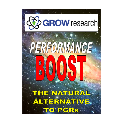 BOOST 5L Boost Grow Research Performance BOOST 5litre - Flowering