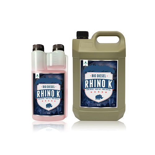 Rhino K 5Ltr - Bio Diesel Nutrients additive - high level potassium