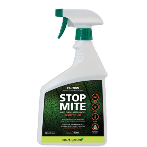 STOP MITE Systemic pesticide and fungicide RTU 750ml - mites whitefly others