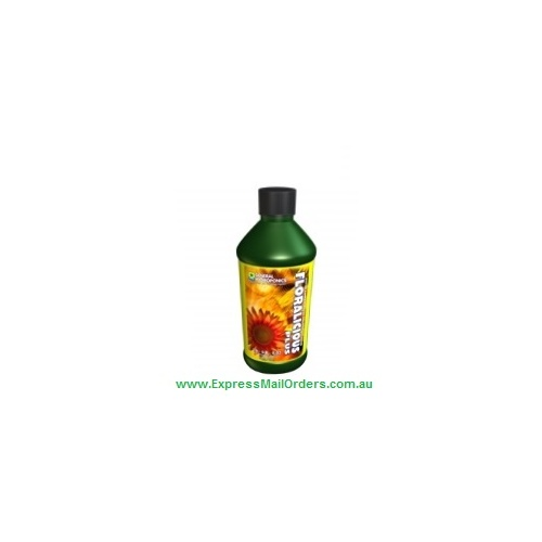 floralicious plus 120ml stimulant concentrate GH General Hydroponics