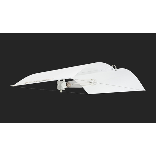 Adjustawing Defender reflector White Large inc lampholder c1c10