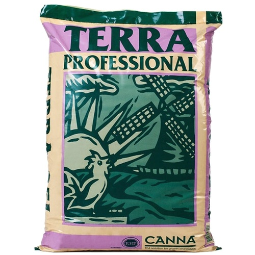 Canna Terra 50L media Bag - growing media peat + perlite mix suits handwatering (pallet=55)