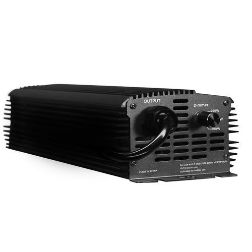 1000W Raider digital Ballast MH and HPS - dimmable